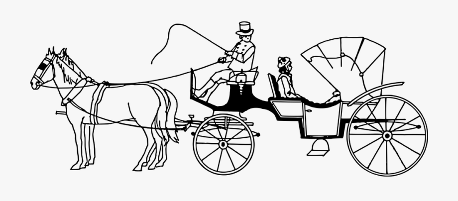 Carriage Clipart Animated.