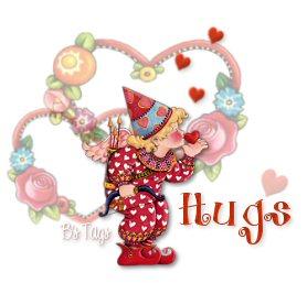 Kisses hugs graphics and animated s kisses hugs clip art image #20527.