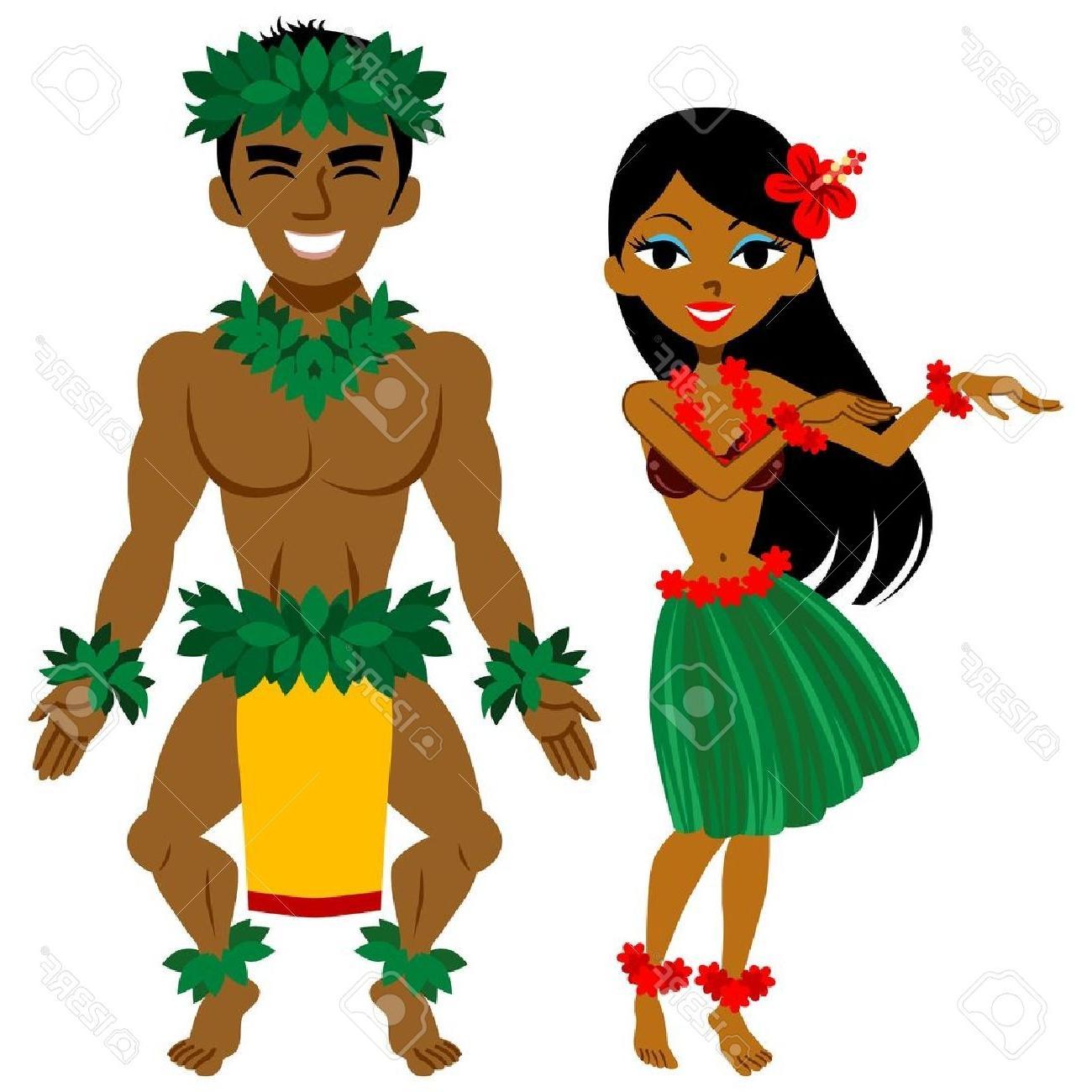 Hawaiian clipart hula dance, Hawaiian hula dance Transparent.