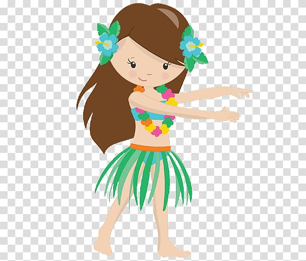 Hula dancer illustration, Hawaii Hula Dance Luau , hawaiian.