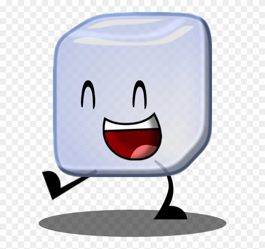 Ice Cube Clipart Cube Object.