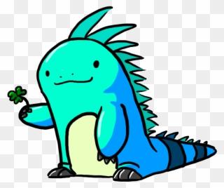 Iguana Clip Art Animated Clipart Library.