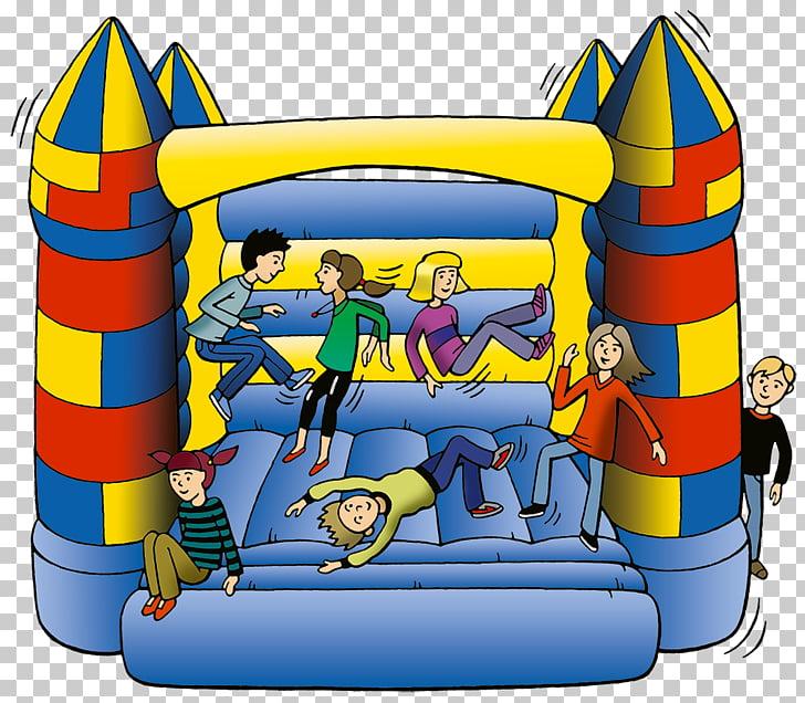 Inflatable Bouncers Playground slide Water slide , cartoon.
