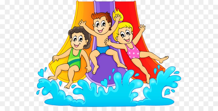 Water Slide Clipart Png.