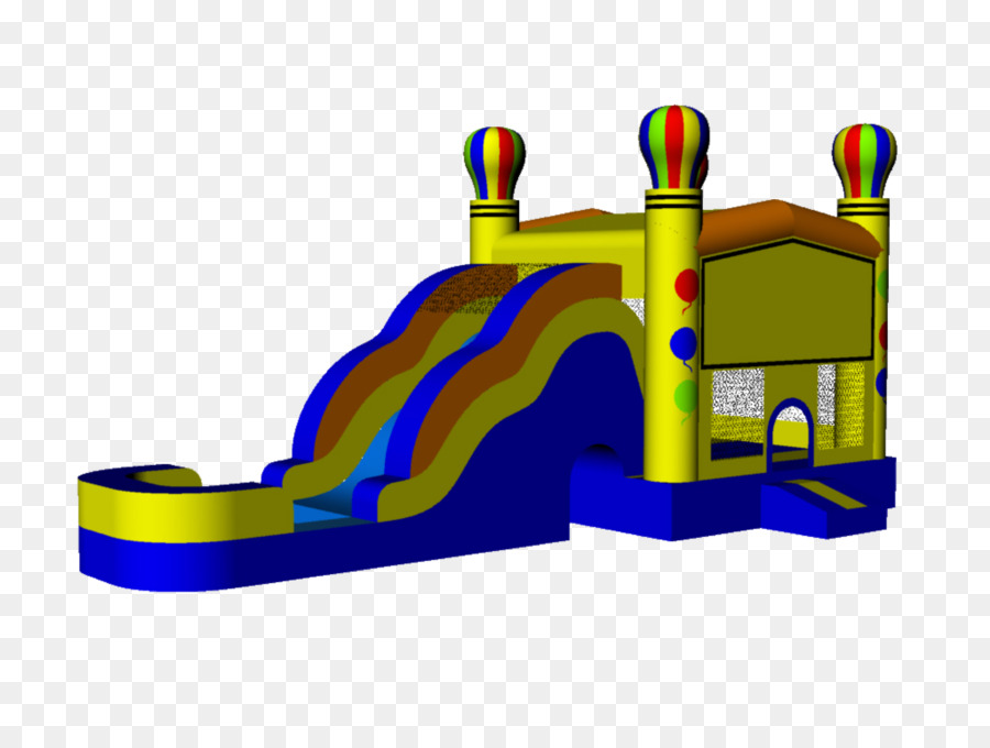 Inflatable Water Slide Png Free & Free Inflatable Water.