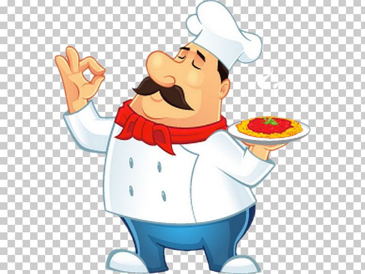 Italian Cuisine Chef Cartoon Pasta PNG, Clipart, Free PNG.
