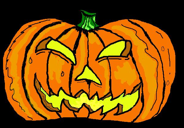 Animated Jack O Lantern Clipart.