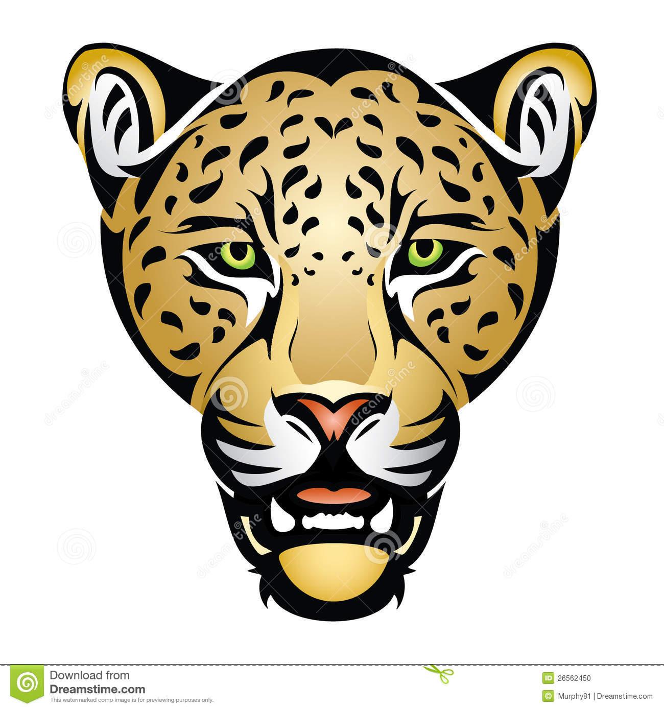 1499 Jaguar free clipart.