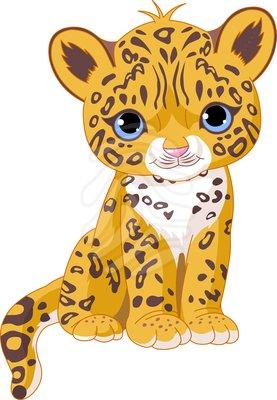 Animated Jaguar Clipart.