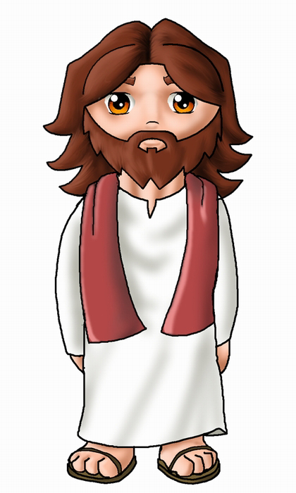 Free Cartoon Jesus, Download Free Clip Art, Free Clip Art on Clipart.