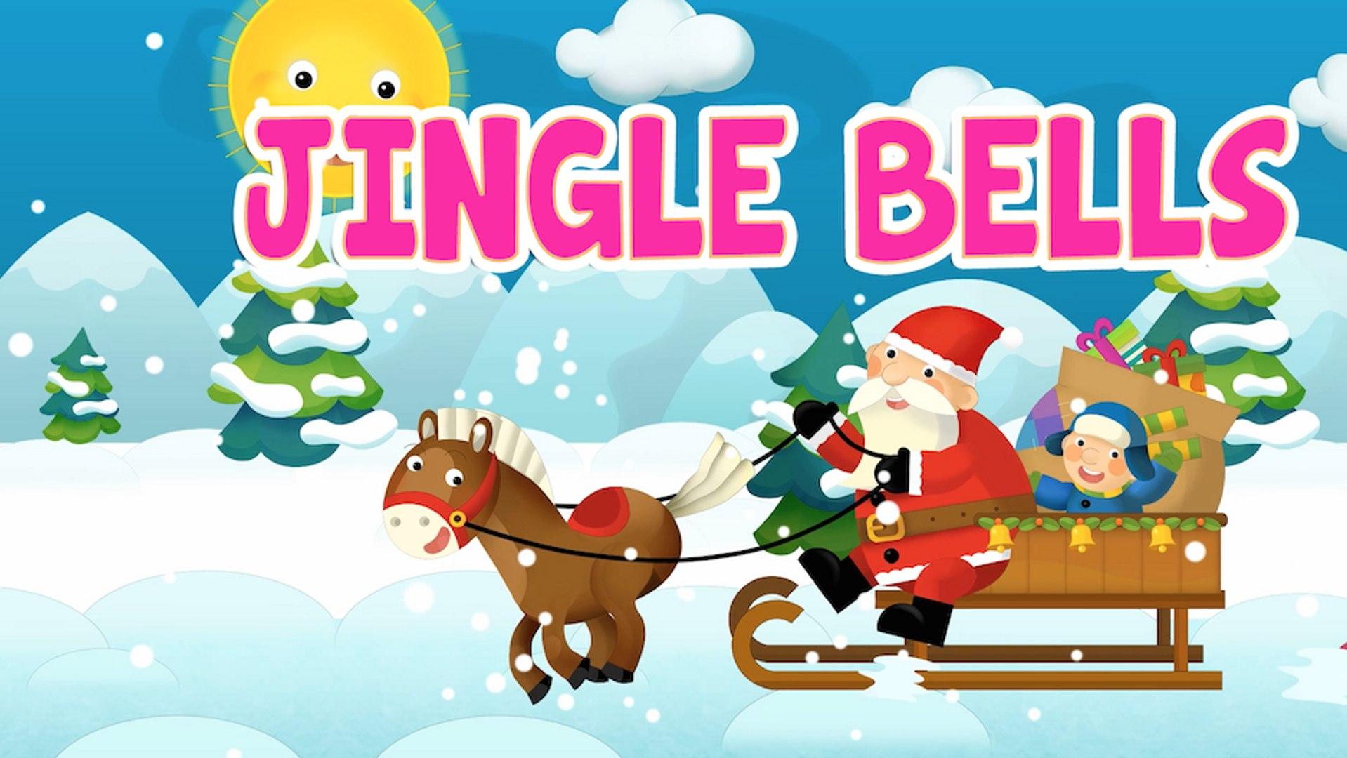 Jingle Bells with lyrics.