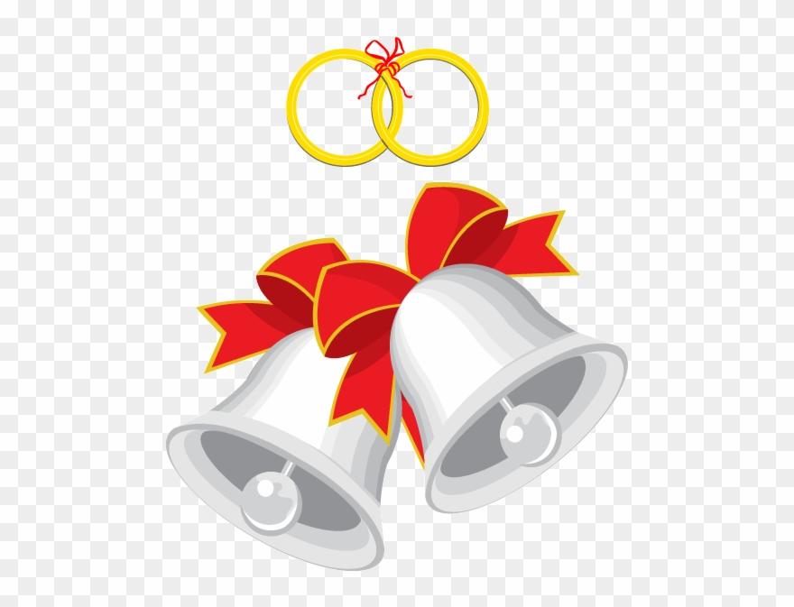 Wedding Bells Animated Clipart.
