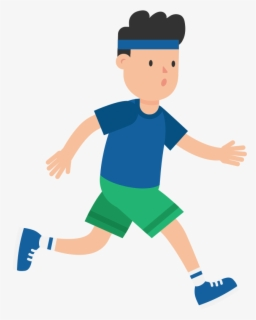 Free Jogging Clip Art with No Background.