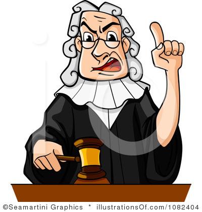 Judge Clipart Free.