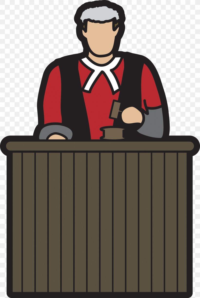 Judge Court Cartoon Clip Art, PNG, 1500x2242px, Judge.