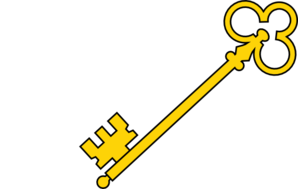 Old Fashioned Key Clipart (21+).
