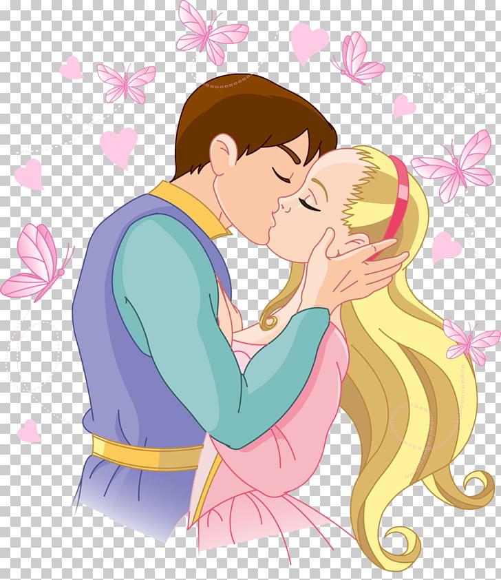 Kiss Cartoon Drawing Animated film, kiss PNG clipart.