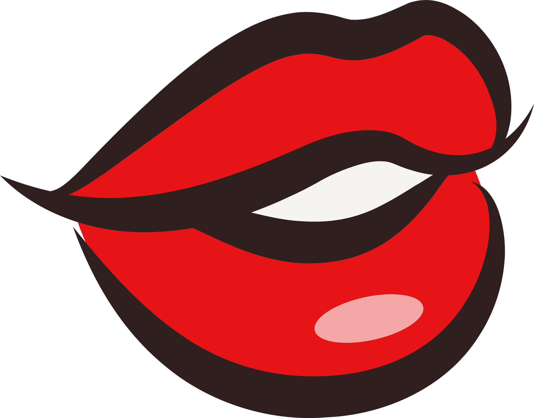Mouth clipart animated, Mouth animated Transparent FREE for.