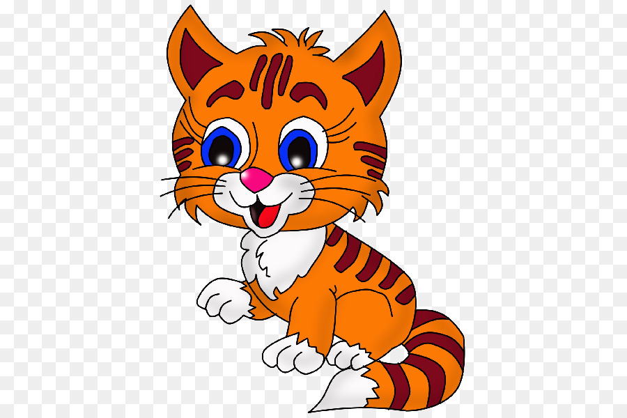 Collection of 14 free Kitten clipart ginger kitten bill clipart.