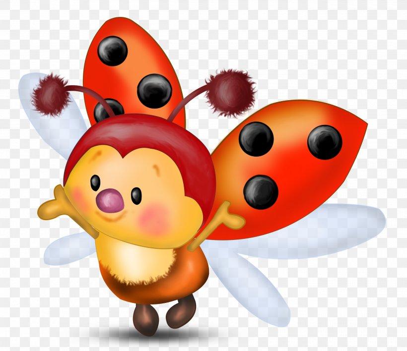 Beetle Ladybird Cartoon Clip Art, PNG, 2620x2263px, Ladybird.