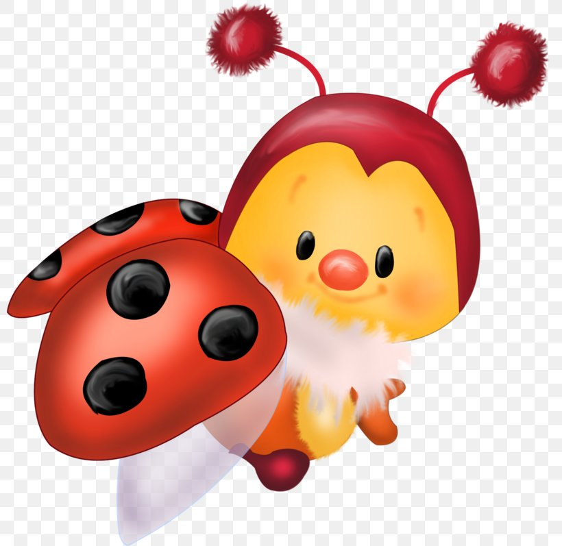 Clip Art Ladybird Beetle Cartoon Insect, PNG, 800x797px.