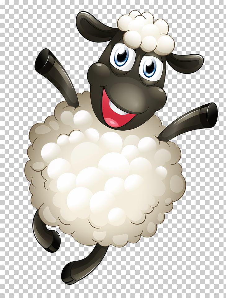 Sheep Cartoon Sticker , Cartoon sheep, Shawn the Sheep.