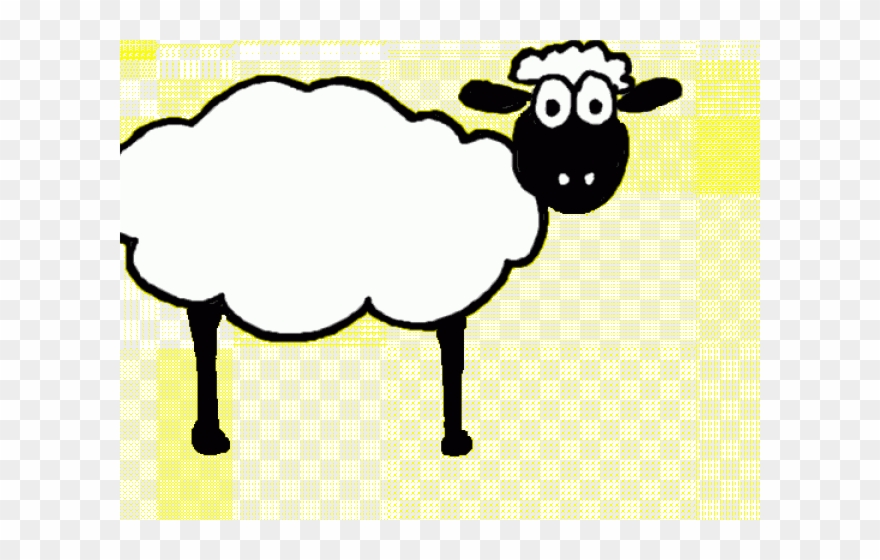 Animated Lamb Clipart (#1229114).