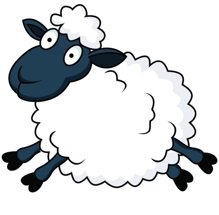 PNG Sheep Cartoon Transparent Sheep Cartoon.PNG Images.