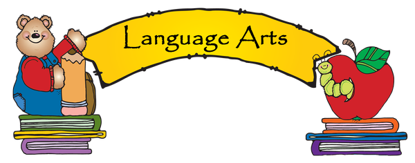 Free animated language arts clip art.