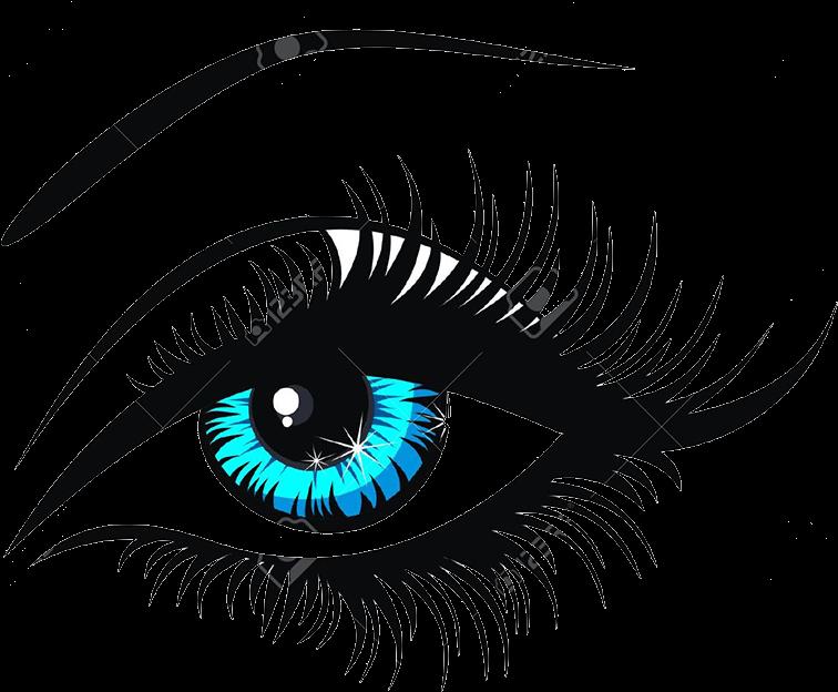 Free Cartoon Eyelashes Png, Download Free Clip Art, Free.