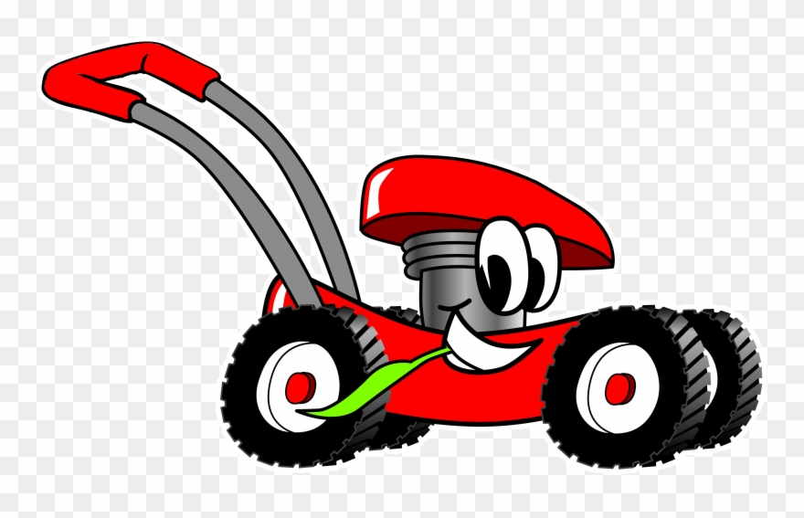 Animated lawn mower clipart images gallery for free download.
