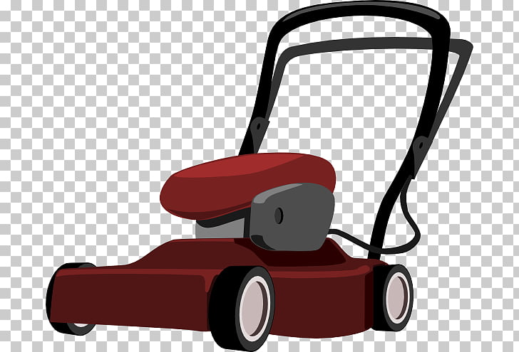 Lawn mower Cartoon , Lawn Mower Cartoon PNG clipart.