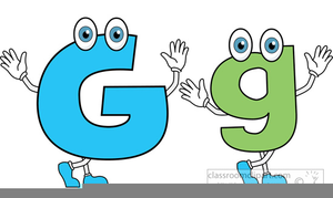 Animated Clipart Letters.