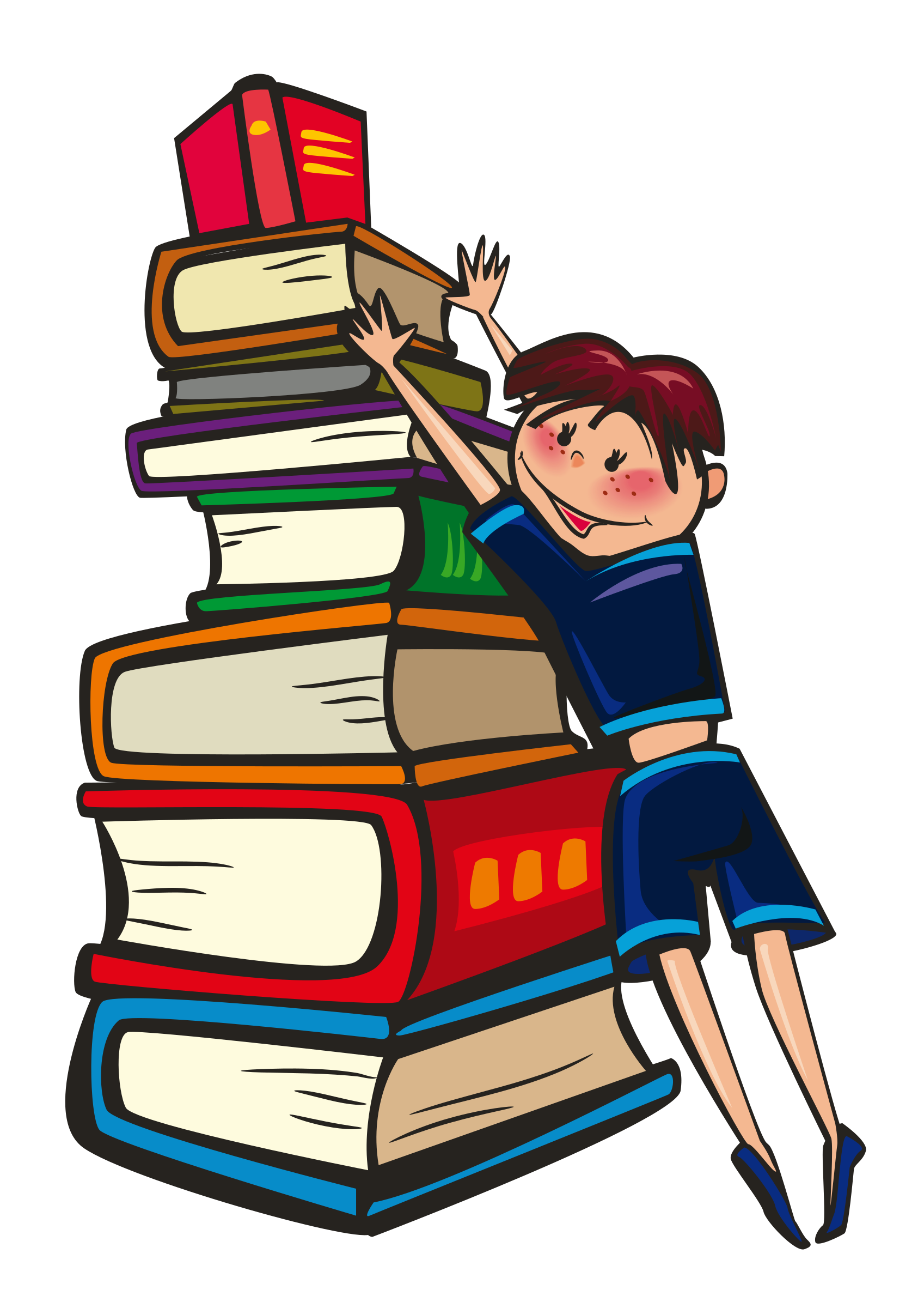 Free Cartoon Books Cliparts, Download Free Clip Art, Free.