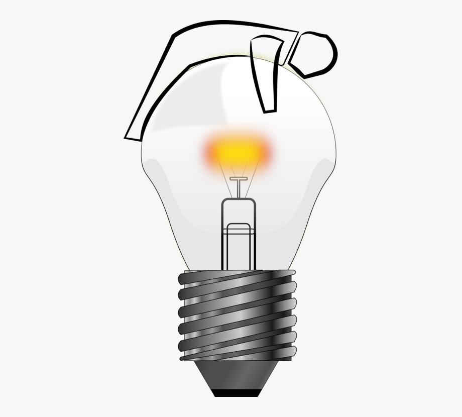 Animated Light Bulb Clipart , Transparent Cartoon, Free.