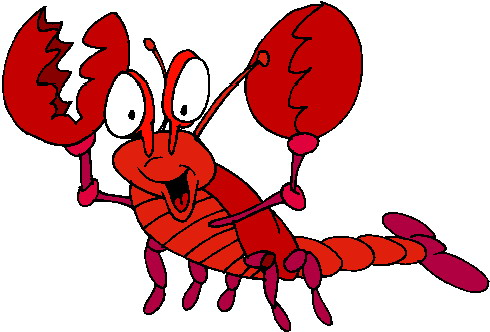 Animated Lobster.