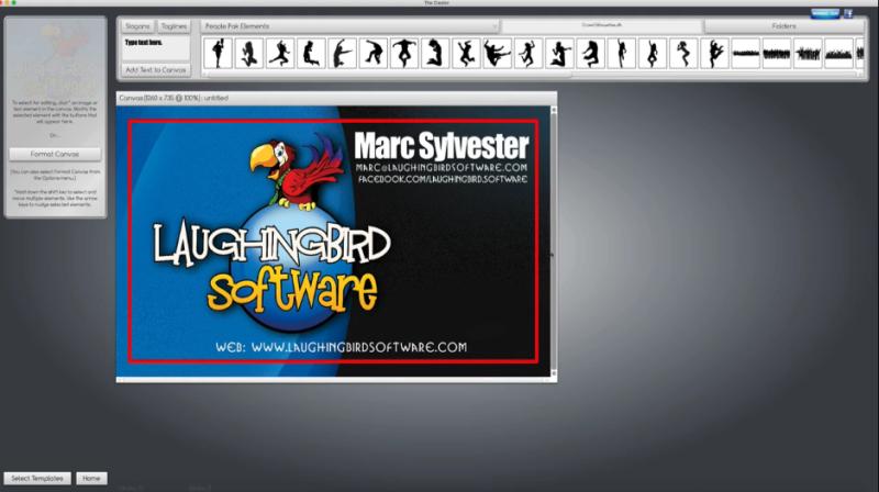 Creator 7: Easy To Use Logo Maker & Business Card Design.