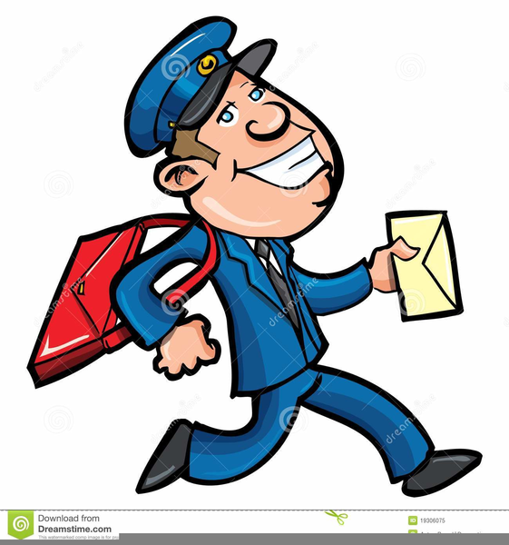 Postman Clipart at GetDrawings.com.
