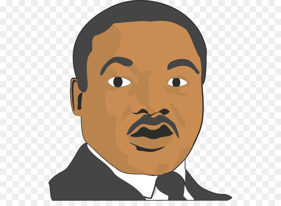 Martin Luther King Jr Background clipart.
