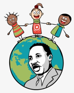 Free Martin Luther King Day Clip Art with No Background.