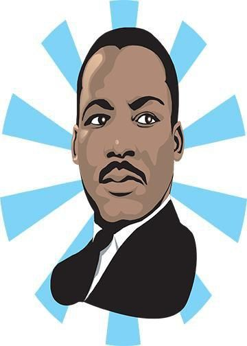 Martin Luther King Cartoon Images.