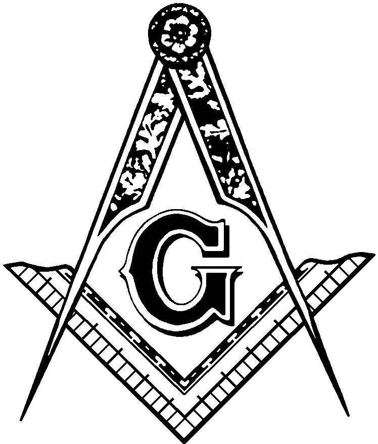 Masonic Clip Art and Freemason Symbols.