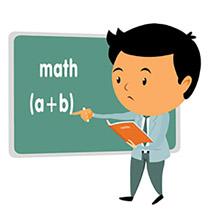 Animated Math Clipart.