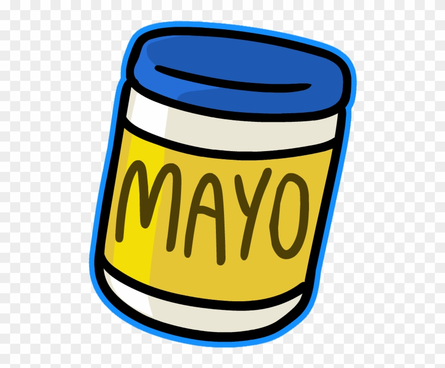 Mayo download free clipart with a transparent background.