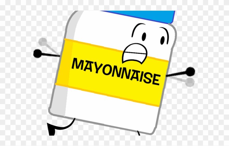 Mayonnaise Clipart Transparent.