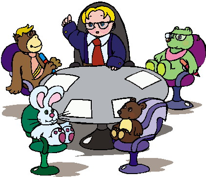 Free Meeting Pictures Cartoon, Download Free Clip Art, Free.