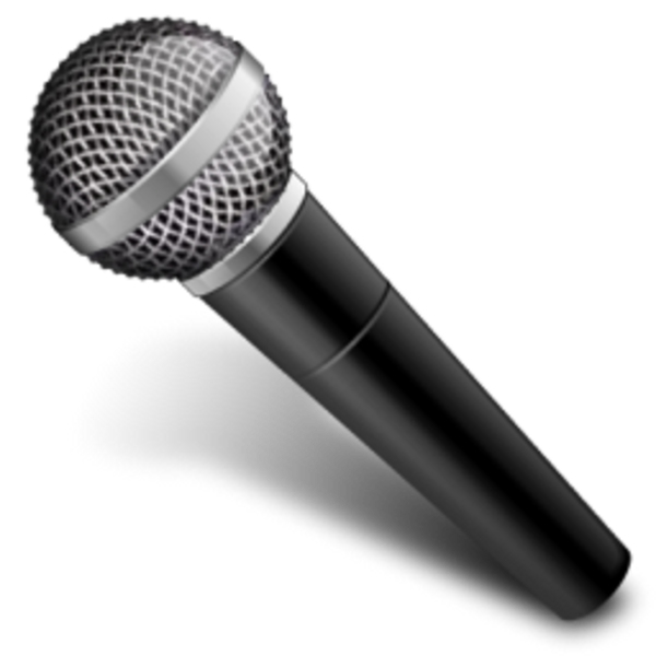 Microphone Animation Drawing Clip art.