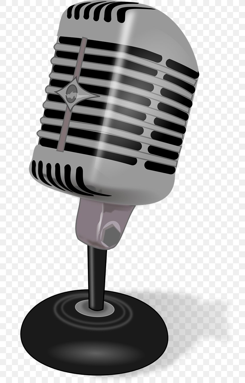 Microphone Clip Art, PNG, 757x1280px, Microphone, Animation.