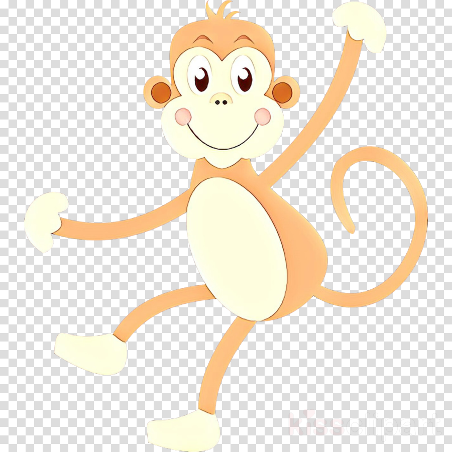 cartoon clip art animated cartoon tail old world monkey.