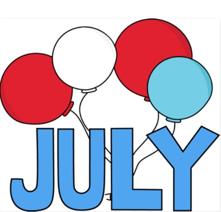 Hello July!.